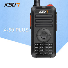 BUXUN X-50 PLUS Mini Walkie Talkie 400-470Mhz Frequency UHF Radio two way raido 10w walkie talkie transceiver  Birthday Gift wecan kc m3 ultra thin ultra clear 400 470mhz 20 channel walkie talkie silver blue 2 pcs