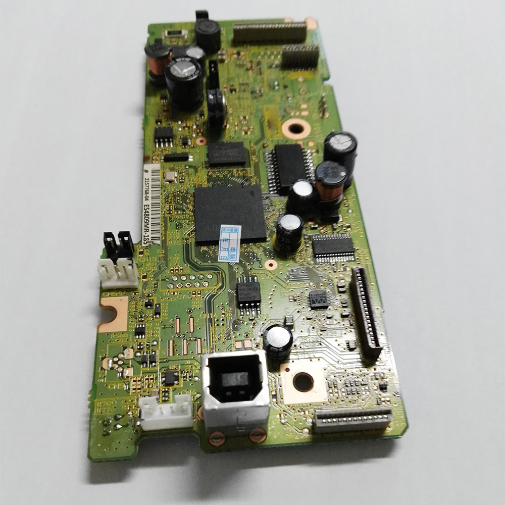 FORMATTER PCA ASSY Formatter Board logic Main Board MainBoard mother board for Epson L355 L358 printer цена
