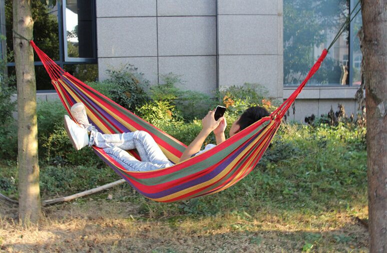 rainbow co limited china product swift fabric hammock outdoor canvas products