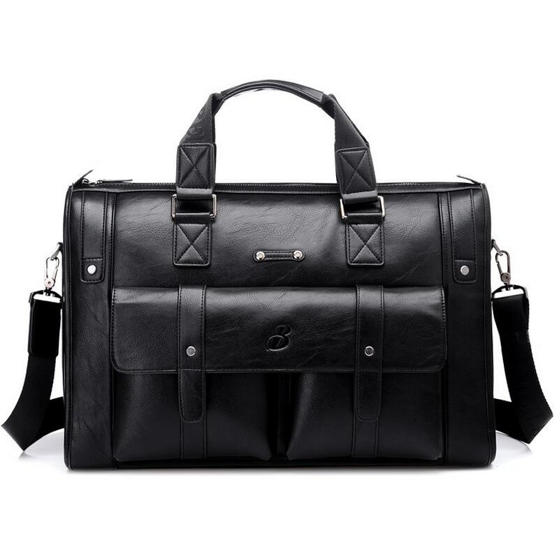 Genuine Leather Bag Casual Handbags Cowhide Men Crossbody Bags Men's Travel Bags Tote Laptop Briefcases Men Bag LJ-0578 lacus jerry genuine cowhide leather men bag crossbody bags men s travel shoulder messenger bag tote laptop briefcases handbags