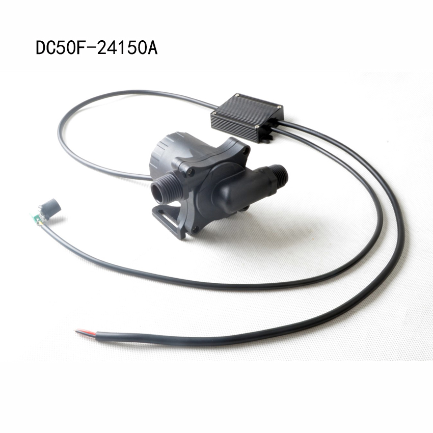 ФОТО 1pc 5-24V Brushless DC Pump ,1560LPH 15M, with Speed Controller, Suitable for Solar Power SYS and Hot Water