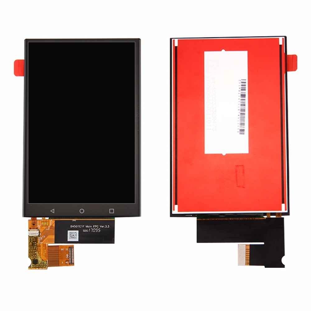 LCD Screen and Digitizer Full Assembly for BlackBerry KEYone / DTEK70 LCD Screen and Digitizer Full Assembly for BlackBerry KEYone / DTEK70
