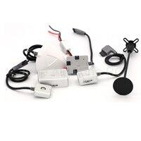 TopXGun T1 A мульти ротор Контроллер полета для распыления пестицидов БПЛА дроны пестицидов DIY