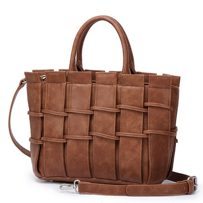 New Fashion For Le 6 6plus Ipad Air Laptop Bags Square Woven Hanging Tablets Handbag Unique Retro Shoulder Aslant Female Bag In Cases From