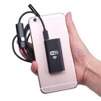 Endoscope HD 720P Mobile Phones Computer Wireless WIFI Endoscope 70 Degree View Angle 2 0 Mega