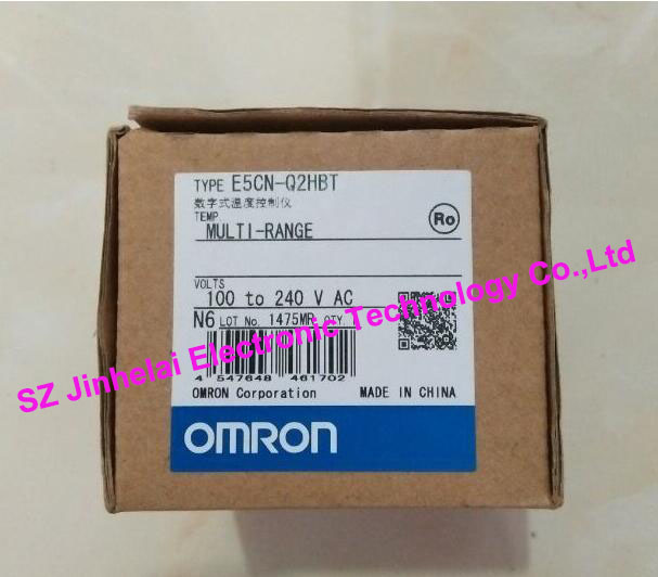 OMRON E5CN-Q2HBT  New and original Digital display temperature controller  AC100-240V