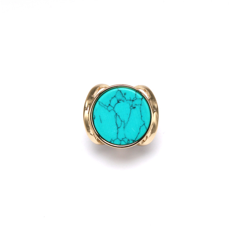 Free shipping fashion new ladies jewelry Tide exaggerated large stone ring personality temperament party finger elegant