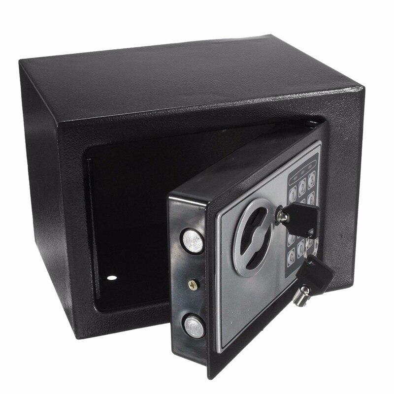 Electronic Digital Steel Safe Box Digital Security Keypad Lock Home Office Hotel Personal Keep Money Cash Box Top Quality microsoft office 365 personal для windows macos и ios box