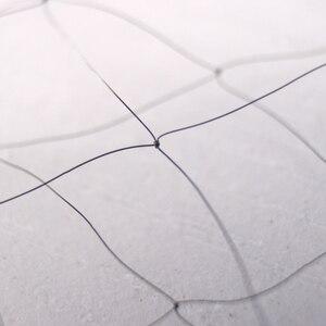 Image 5 - عالية الجودة جيوب ضخمة عميقة 12 متر x 3.6 متر 15 مللي متر حفرة بستان حديقة شبكة إبعاد الطيور النايلون حيدة 0.11 مللي متر معقود ضباب صافي 2 قطعة