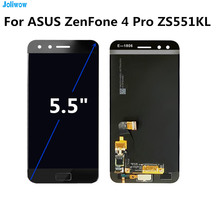 Tested! For For ASUS ZenFone 4 Pro ZS551KL LCD Display+ Touch Screen Digitizer Assembly Replacement Accessories все цены