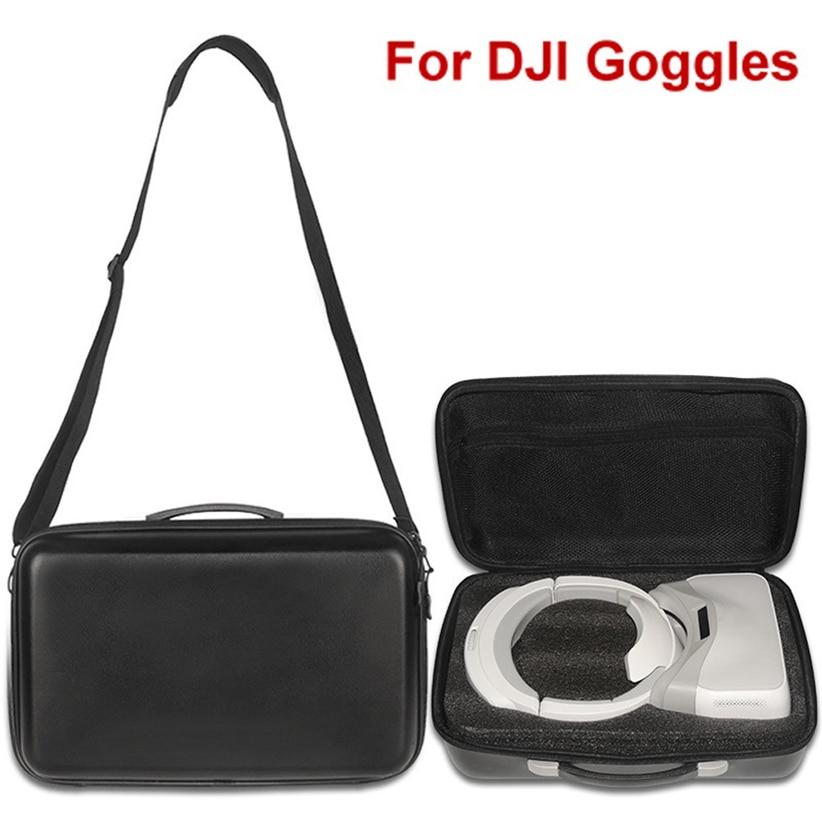 For DJI Goggles FPV VR Waterproof Portable Travel Protective Shoulder Storage Bag backpack Glass Futural Digital