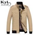 Slim Thin Men Jacket 2016 New Autumn & Winter Men's Cotton Jackets Stand Collar Mens Jackets Casual Outerwear for Men  HD7715