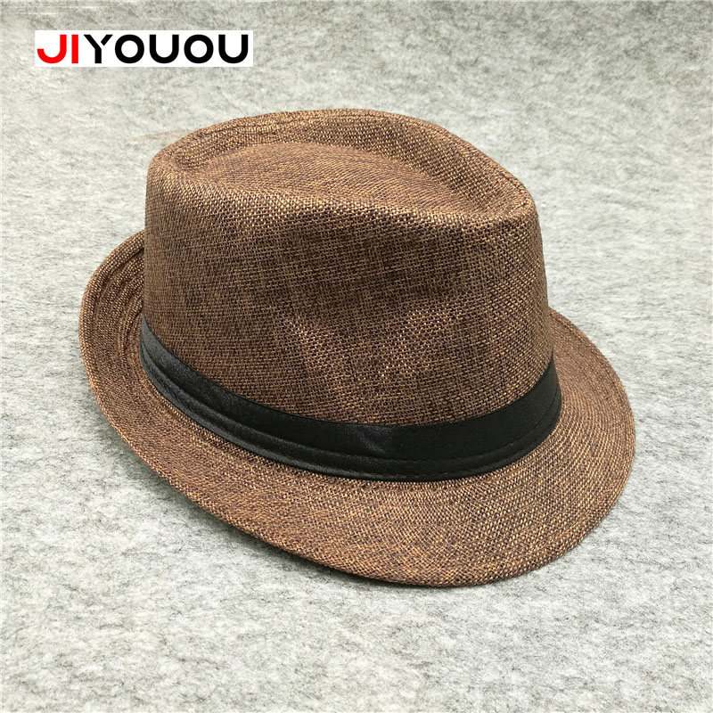 06864b83d0b 2018 Summer men Women Sun Hat Beach Caps Casual travel Straw for sombreros  Panama pork pie cowboy hat