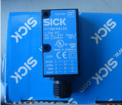 Original German SICK contrast sensors KT3W-N1116 With a single cable sick lsi101 112