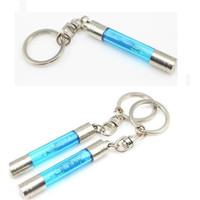New Cool Car Mini Anit Static Electricity Eliminator Remover Key Chain for Car