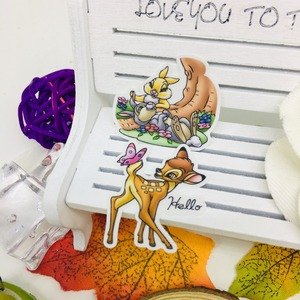 Image 5 - 25 шт./лот, наклейки для скрапбукинга с мультяшными животными, чехол для автомобиля, водонепроницаемый чехол для ноутбука, велосипеда, детские игрушки, рюкзак, водонепроницаемая наклейка