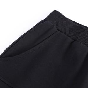 Image 5 - Для женщин брюки для девочек осень 2018 г. плюс размеры 10XL 8XL 6XL 4XL,Российские размеры 66, 62, 58, 54 среднего возраста женская одежда Высокая талия тонкий карандаш черны