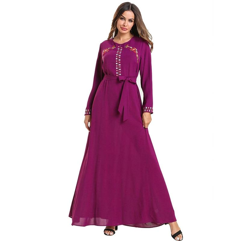 Summer Kaftan Abaya Dubai Turkey Hijab Muslim Dress Robe Jilbab Ramadan Caftan Elbise Abayas For Women Turkish Islamic Clothing