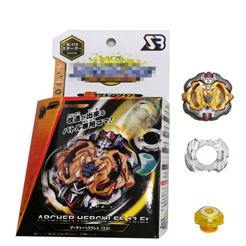 33b50fb82a1ab1 Hot Sale Beyblade Burst B-115 Booster Archer Hercules. ATTACK Metal With  Launcher and Box Gifts For Kids Metal 4D