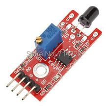 Wholesale Flame Detection Sensor Module For (For Arduino) DIY Project