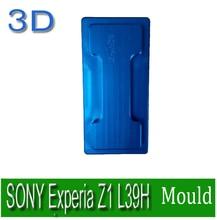Твердого Алюминиевого Сплава 3D Сублимация Телефон дело Плесень для sony experia Z1/L39H