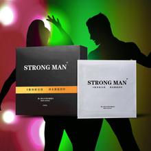 10/20Pcs Delayed Wipes Rapid Erection Penile Increased Penis Enlargement Male Adult Health Products