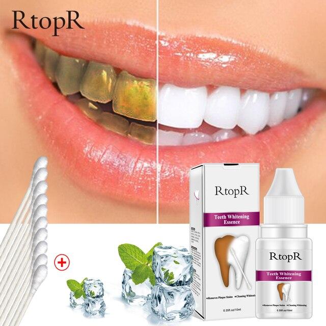 De blanqueamiento Dental Toothwashing líquido dientes blanqueamiento esencia limpieza higiene Oral elimina la placa Manchas Dental herramienta