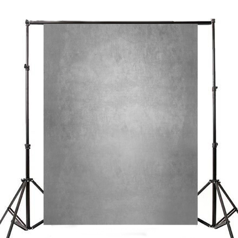Mayitr 5x7ft Gradient Gray Vinyl Photography Background Portrait Cloth Backdrop For Photography Party Bar Photo Studio Props 5 x 7 ft pink love hearts print photo backdrop for wedding party portrait photography studio background s 1305