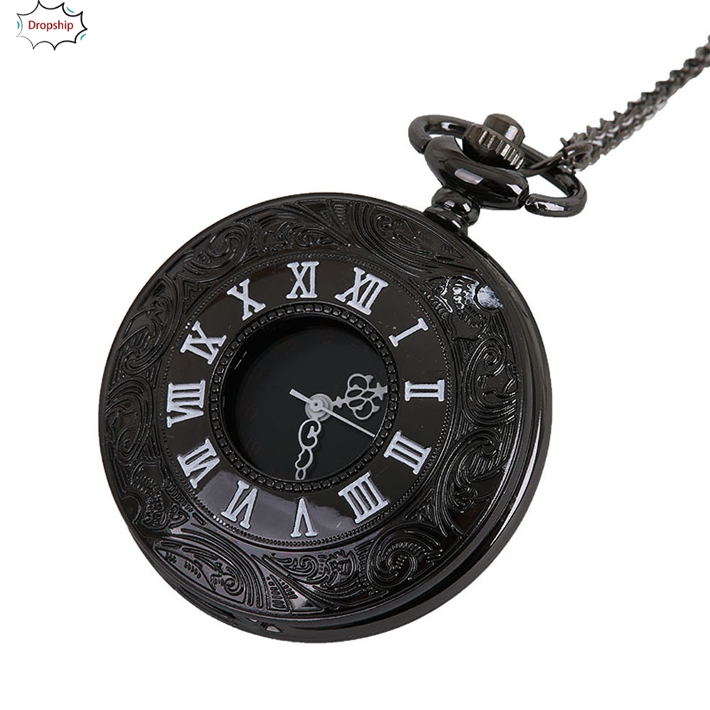 OTOKY Men Watch Vintage Chain Retro The Greatest Pocket Watch Necklace For Grandpa Dad Retro Watches DropShipingAug13 my grandpa