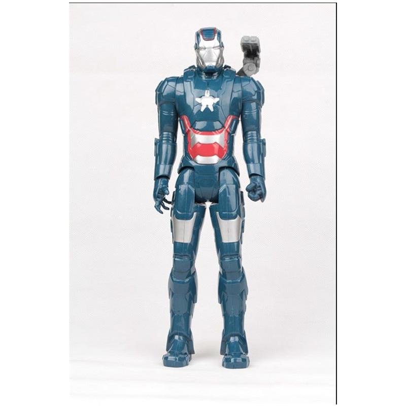 cee5376f1 Jkela] Hračky Marvelel Avenger 30CM Super Hero Thor Kapitán Amerika ...