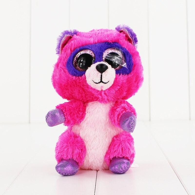 15 см Ty Beanie Боос большие Средства ухода для век плюшевые игрушки куклы медведь ty подарок для маленьких детей Коллекция Мягкие плюшевые игруш...