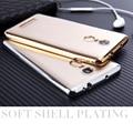 For Xiaomi Redmi NOTE 4 Case Silicone PC TPU Funda Frame For Xiaomi Redmi Note 3 4 Pro Case Cover redmi 3 pro Mi5 Mi4 Protective