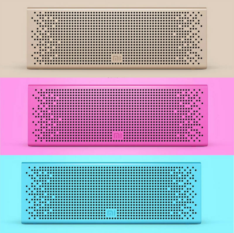 Original Xiaomi Bluetooth Speaker Wireless Stereo Mini Portable MP3 Player Hands-free Phone Support SD card For IPhone Xiaomi original xiaomi mi bluetooth speaker stereo portable wireless mini mp3 player music speakers hands free calls
