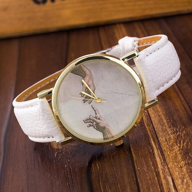 Zegarek klasyczny Historia Sztuki Vansvar różne kolory