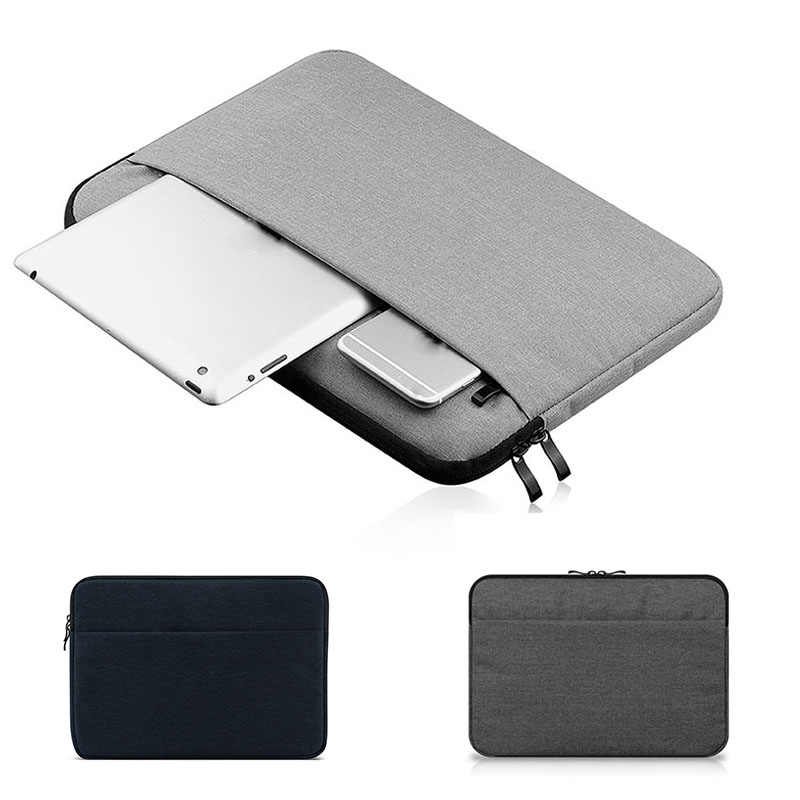 Nylon Sleeve Case Voor Xiaomi Air 12.5 inch Laptop Tas Notebook Pouch Cover Voor Macbook Pro 13.3 Nieuwe A1708 A1706 a17077 Cover