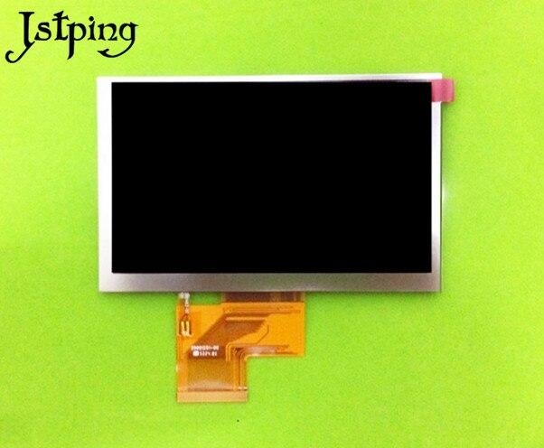 7 Inch Lcd Display AT070TN90 V1 Compatible With AT070TN92 800×480 Thickness 5 lg
