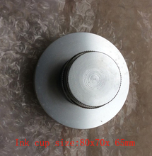 manual pad printing ink cup with ceramic ring