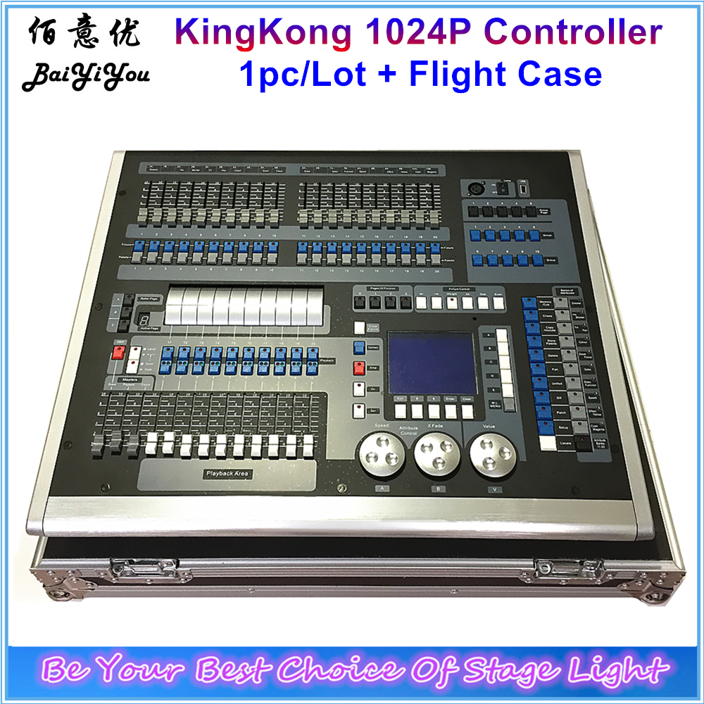 1pc Lot Dj Kingkong 1024p Dmx Light