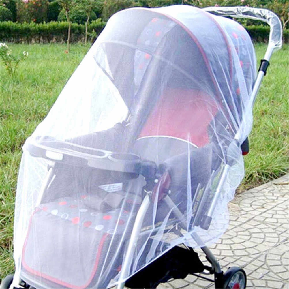 2019 New 5 styles Newborn Toddler Infant Baby Stroller Crip Netting Pushchair Mosquito Insect Net Safe Mesh
