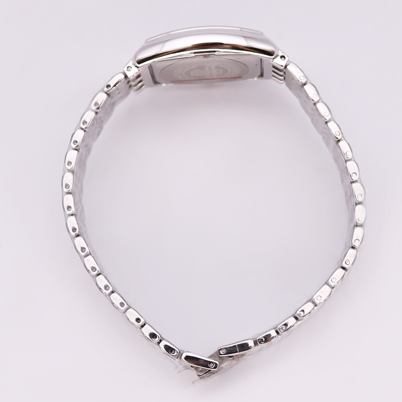 Dame Damenuhr Japan Quarz Fashion Feinen Kleid Edelstahl Armband Luxus Uhr Mädchen Geburtstagsgeschenk Royal Crown-in Damenuhren aus Uhren bei  Gruppe 2