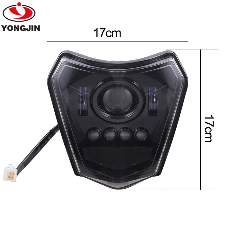 LED Far için K TM 150 200 300 350 500 XC W EXC 2014 2018 title=