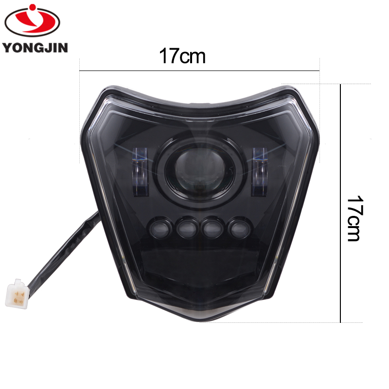 LED Headlight For K-TM 150 200 300 350 500 XC-W  EXC  2014-2018