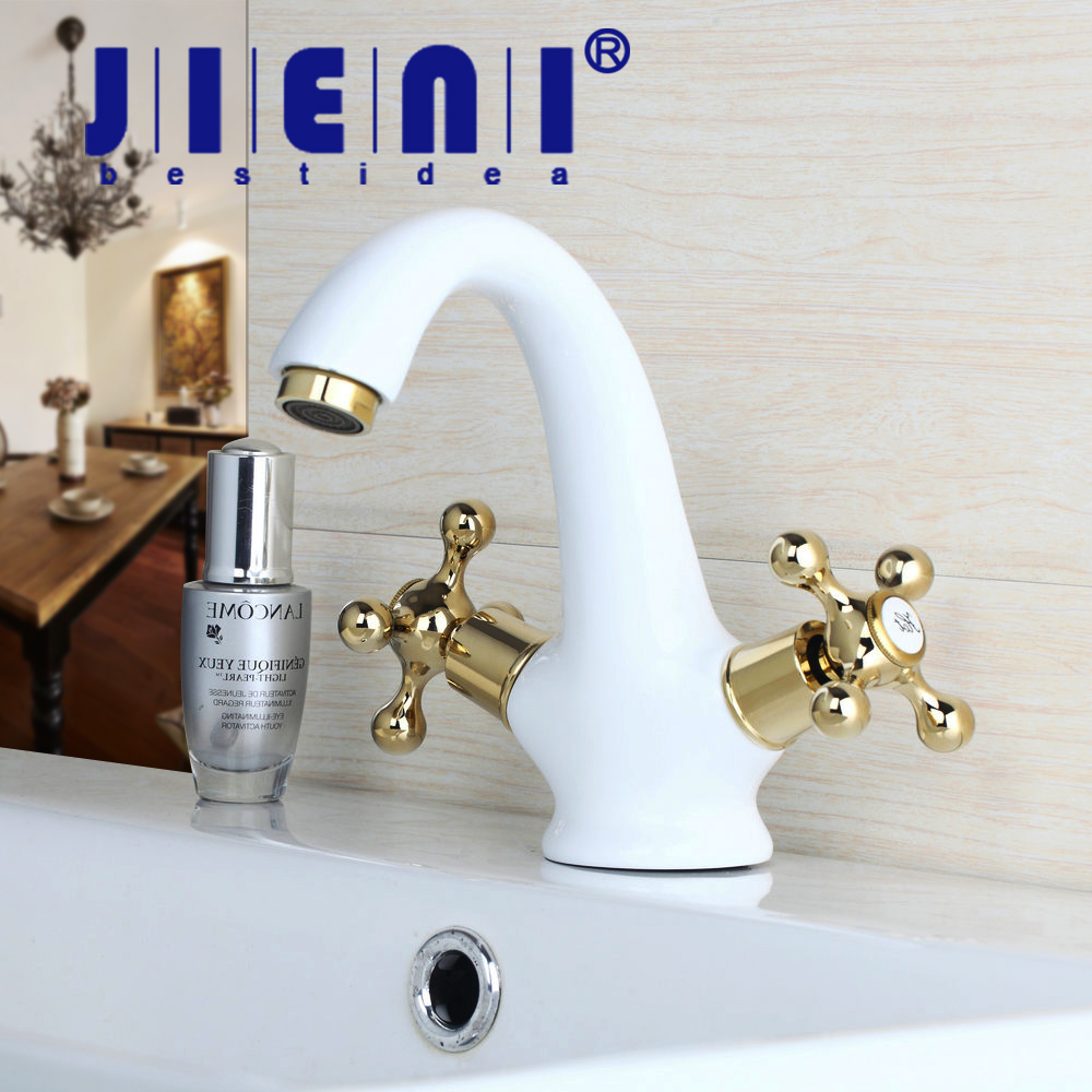 White Bathroom Taps online buy wholesale white bathroom taps from china white bathroom