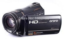 1920*1080P@30fps Full HD camcoder Digital Video camera 12X Optical zoom 20MP home use video camera high level recorder D320
