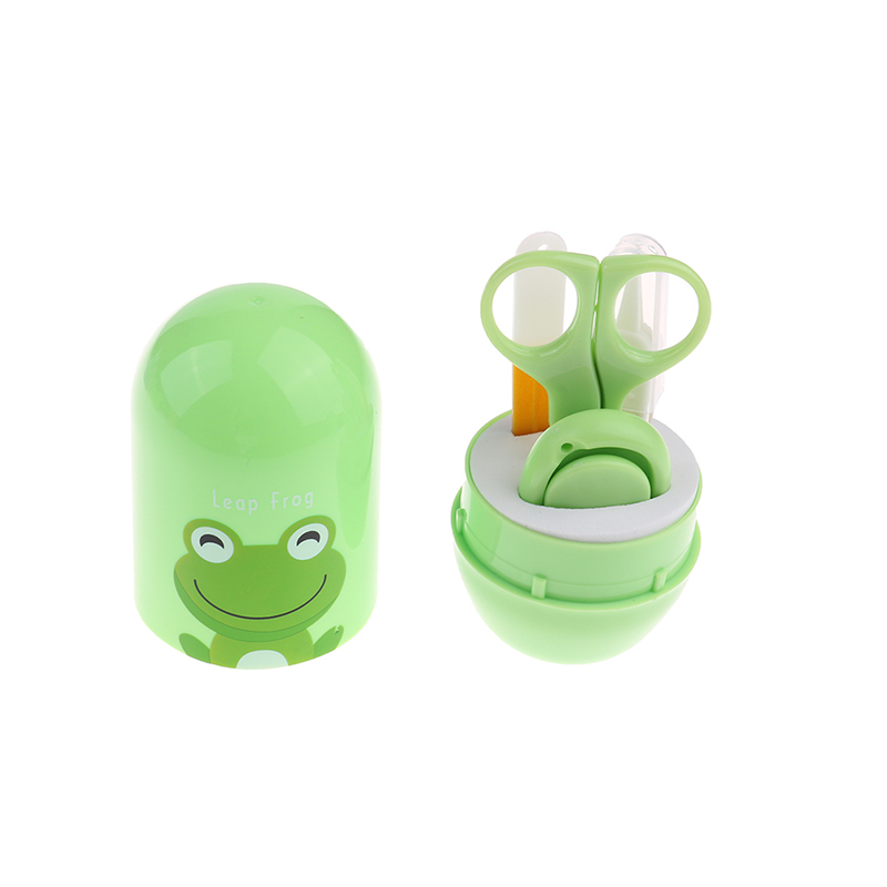 Back To Search Resultsmother & Kids Baby Care 4pcs Baby Healthcare Kits Baby Nail Care Set Infant Finger Trimmer Scissors Nail Clippers Cartoon Animal Storage Box For Travel Selling Well All Over The World