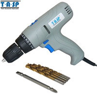220V Silent Electric Screwdriver Drill Parafusadeira With Adjustable Torque Setting Power Tools
