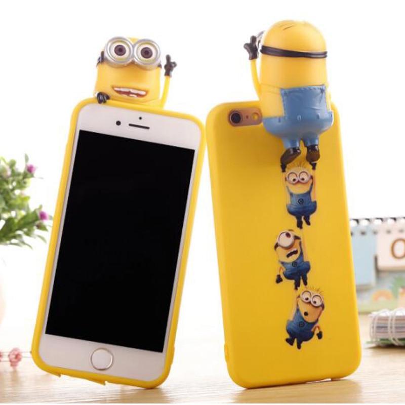Minion Case For Iphone  Plus