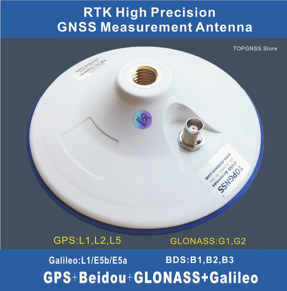NEW Cors rtk GNSS antenna GNSS Survey Antenna CORS Antenna 3.3-18V High precision, high gain measurement GNSS GPS GLONASS BDS
