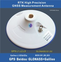 NEW 3 3 18V High Precision High Gain Measurement GNSS GPS GLONASS BDS Cors Rtk GNSS