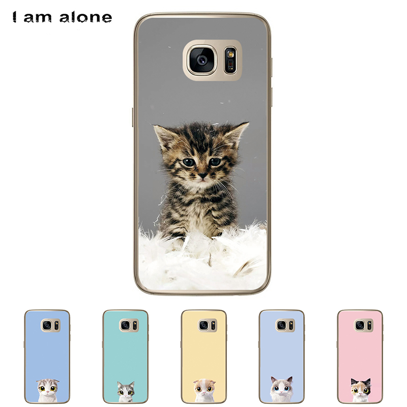 For Samsung Galaxy S II S2 S3 S4 S5 S6 S6 Edge S7 S7 Edge S8 S8 Plus Solf TPU Silicone Case Mobile Phone Cover Bag Cellphone